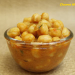 Chickpea or Channa Masala or Channa Sabji/Subzi
