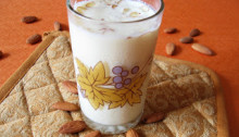 Almond or Badam Milk