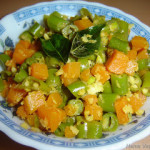 Beans and Carrot Palya or Sabji
