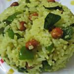Capsicum Rice / Chitranna