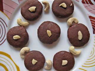 Choconut Cookies