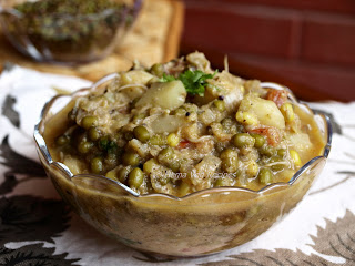 Green Mung Bean Curry