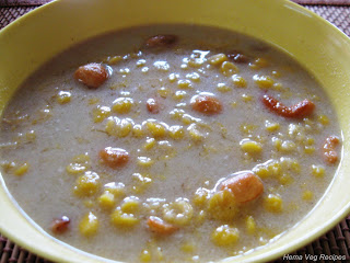 Kadale Bele or Channa Dal Payasam