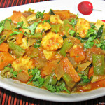 Mixed Vegetable Sabji/Subzi