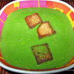Palak or Spinach Soup