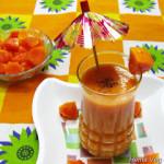 Papaya Milkshake