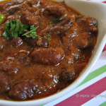 Rajma Curry or Rajma Masala