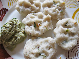 Rice Dumplings with Coconut