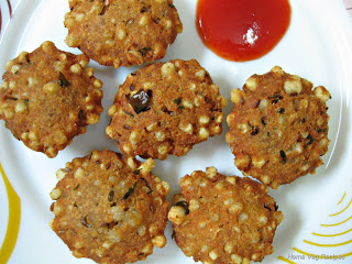Sabudana Vada Sago Patties