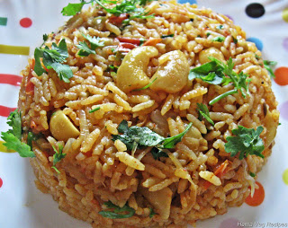 Turkish Pulao or Pulao