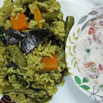 Vegetable Pulao/Pulav