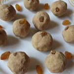 Godhi Unde Or Wheat Flour Laddu