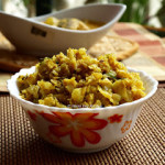 Cabbage Dry Curry