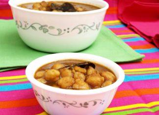 Chole Masala-Punjabi Style