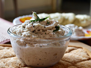 Coconut-Garlic Chutney