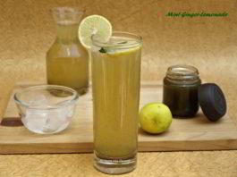 Mint-Ginger-Lemonade