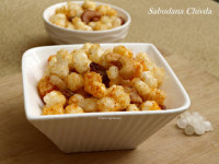 Sabudana Chivda or Mixture