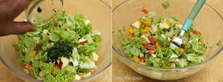 how to prepare healthy salad dressings