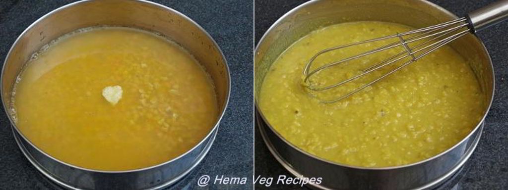 Dal Fry - Without Onion Garlic Preparation