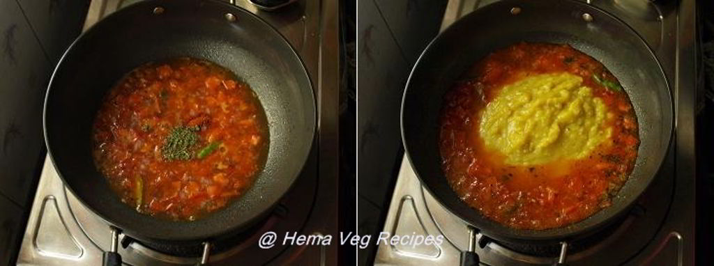 Dal Fry - Without Onion Garlic Preparation