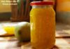 Raw Mango Jam or Mango Gulamba
